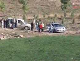 Diyarbakır'da bomba yüklü araç paniği