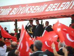 İzmir'de CHP protestosu damga vurdu!