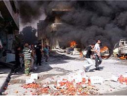 Suriye'de bayram boyunca kan durmadı