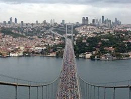İstanbul Boğazı'nda akılalmaz olay