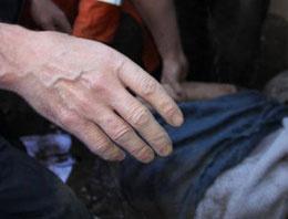 Erzurum'da göçük: 2 ağır yaralı
