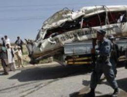 Afganistan'da patlama: En az 17 ölü