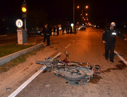 Adana'da feci trafik kazası