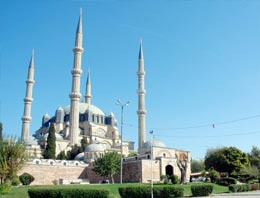 Selimiye Camisi için güzel çalışma