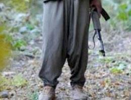 Çatışmada üst düzey PKK'lı öldürüldü!