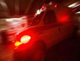 Çanakkale'de trafik kazası: 3 yaralı!