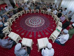 Kur'an kurslarına ilgi yoğun