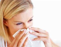 Nezle deyip geçmeyin, alerjik olabilir