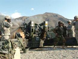 ABD 35 ülkeye asker gönderiyor!