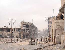 Suriye'de çatışmalar sürüyor