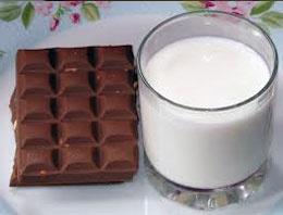 Süt ve çikolata efsanesi yalan çıktı