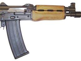 Rumlardan Mali'ye 2 bin 364 tüfek