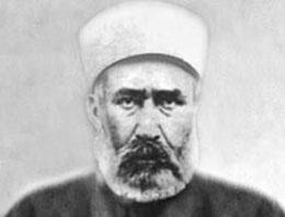 İskilipli Atıf Hoca'nın idam yolundaki hali