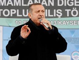 Erdoğan'dan iddialı çözüm açıklaması!