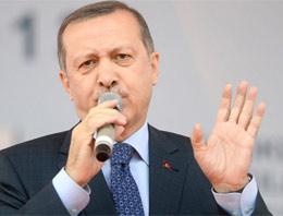 Erdoğan'a sesini böyle duyurdu