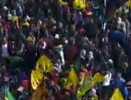 Diyarbakır'da tarihi Nevruz!