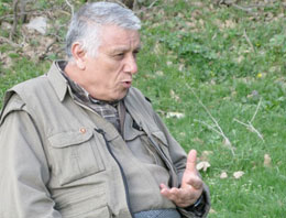 Cemil Bayık Öcalan'a yalancı dedi!