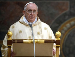 Papa 'dan Kuzey Kore'ye çağrı