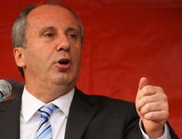 CHP'li İnce Ankara için meydan okudu