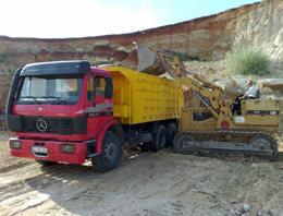 İstanbul trafiğine kamyon kaosu