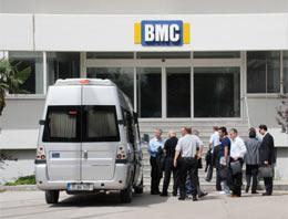 El konulan BMC'de sıcak saatler