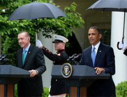 Obama'dan Erdoğan'a soğuk duş!