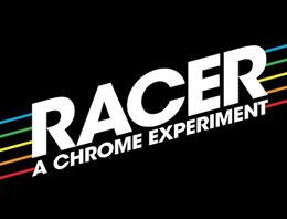 Google'ın yeni oyunu Racer!