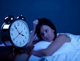 Huzursuz uykunun nedeni belli oldu