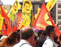 Apo flamaları Gezi Parkı'nı karıştırdı