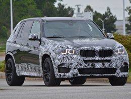 BMW X5 M geliyor!