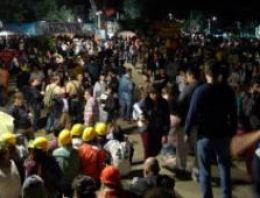 Gezi Parkı'ndan 'referandum' tepkisi