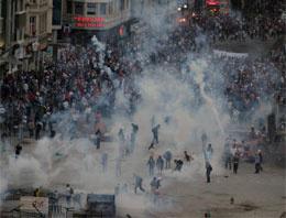 Gezi Parkı müdahalesi trafiği felç etti