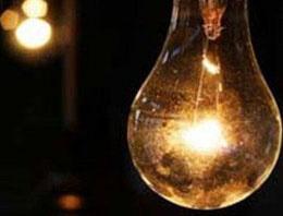 İstanbul'da elektrik kesintisi DİKKAT!