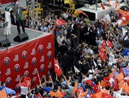 Erdoğan'dan Gezi Parkı'na ültimatom