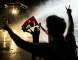 Gezi eylemlerine Ankara'da müdahale