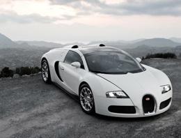 Bugatti'den hız rekoru!