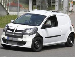 2014 Renault Twingo yakalandı