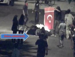 Ethem Sarısülük Türk bayrağını yakmış!