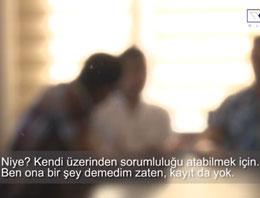 Gezi polislerinin bu kaydı dillerde