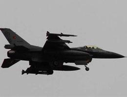 Jetler 'acil' koduyla Suriye'ye yöneldi