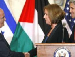 İsrail - Filistin görüşmelerinde '9 ay' hedefi