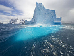 Hepimiz tehlikedeyiz, buzullar hızlı eriyor!