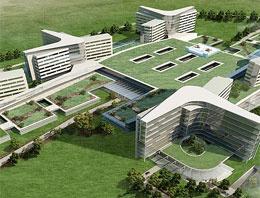 Şehir Hastanesi'nde neler olacak?