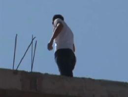 Adana'da sıradışı intihar girişimi