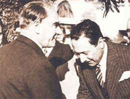 Atatürk'e kafa tutabilen tek kişi