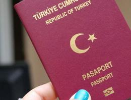 2014 pasaport ücretleri ne kadar oldu? Pasaport harçları