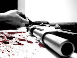 Yılın son günü eşini öldürüp intihar etti!