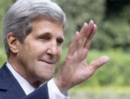 Kerry'den flaş Erdoğan açıklaması!