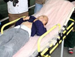 Öfkeden 5 yaşındaki yeğenini bıçakladı
