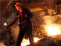 Sanayi üretiminde rekor yükseliş